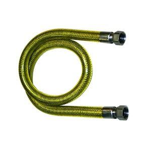 Tubo gas giallo new mt 1,50