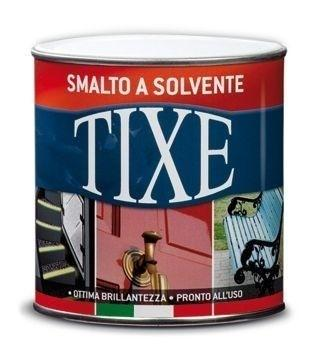 Smalto tixe nero opaco ml 125