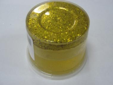Glitter in gel oro ml 125
